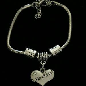Jewelry - 🦄Be and new best friend Pandora style bracelet🦄